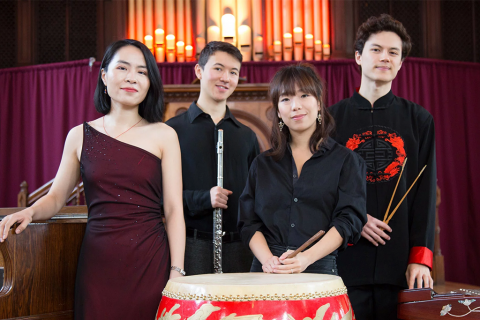 SOAS Associate Ensemble Explores New East Asian Creativities