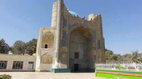 Why the Afghan city Balkh is important to Zoroastrianism