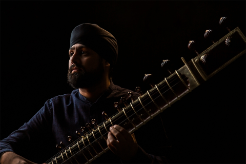 A sitar star from SOAS: an interview with Jasdeep Degun
