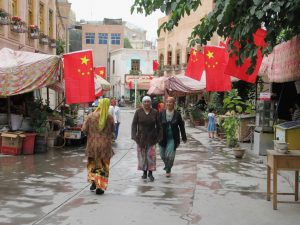 Photo credit: Kashgar – David Stanley (Source: Flickr)
