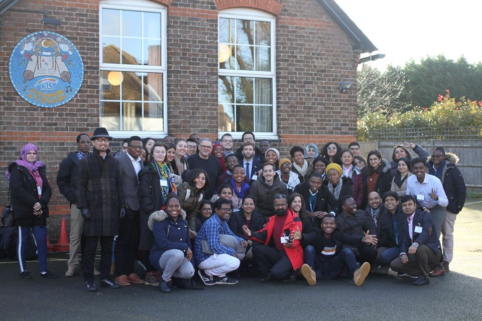 Students at Emerging International Leaders:Freedom of Religion and Belief programme