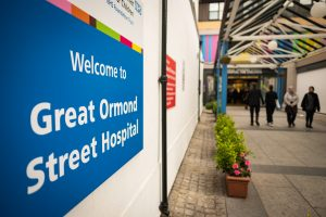 GOSH; Great Ormond Street Hospital for children; London