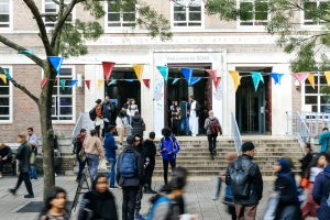 SOAS campus London