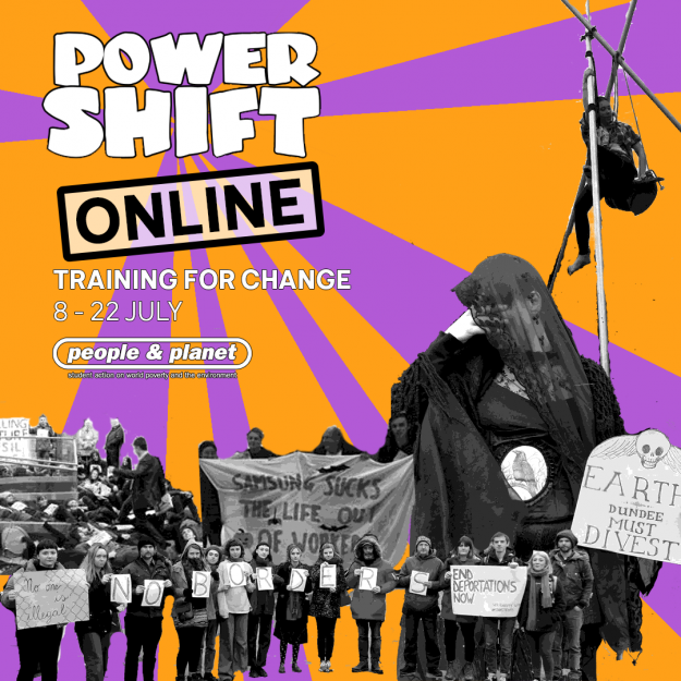 Poster for Power Shift