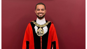Adam Jogee, Mayor of Haringey