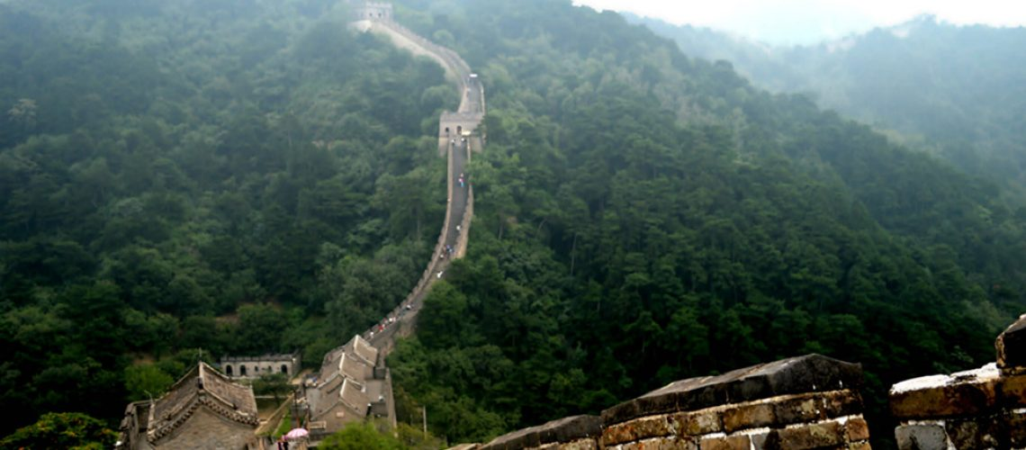 Great Wall, China © Dominic Stephen Poon