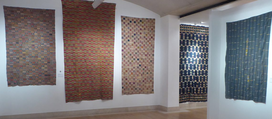 Black history month - african textiles
