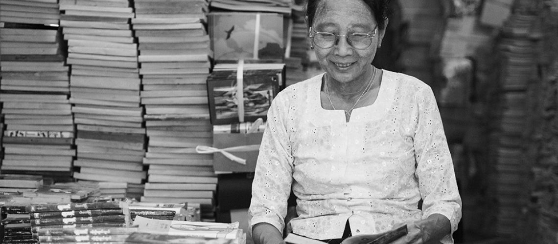 Intellectual property law and publishing in Myanmar