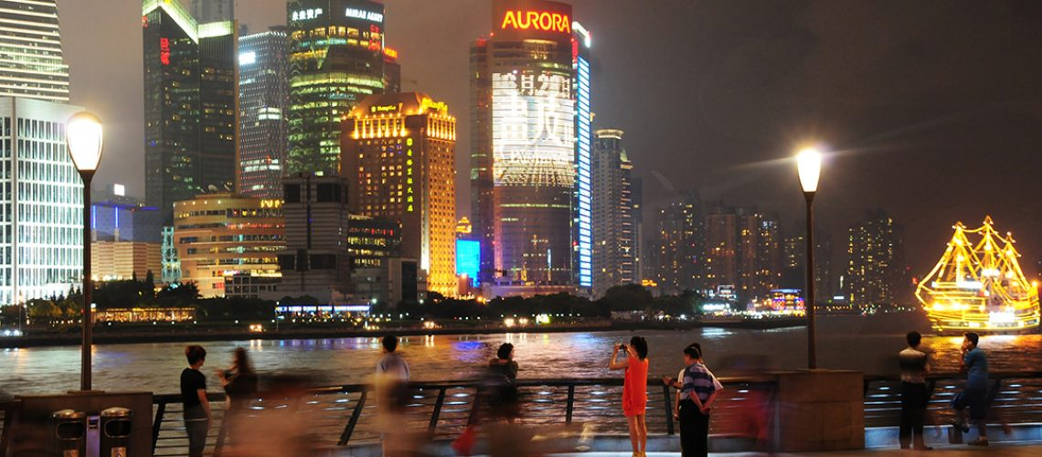 global economic policy in Shanghai