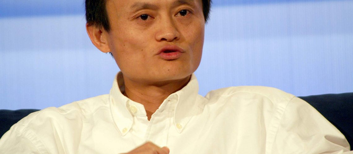 Jack Ma, founder of Alibaba, e-commerce, e-hubs by J D Lasica Flickr