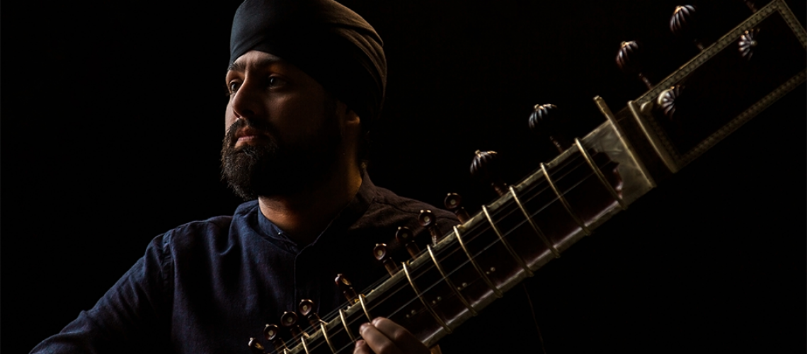 Jasdeep Degun - the sitar star that studied Music at SOAS