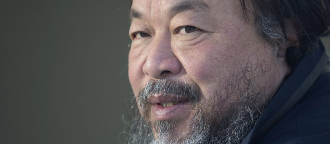 aiweiwei, leslie vinjamuri interview - Life at SOAS