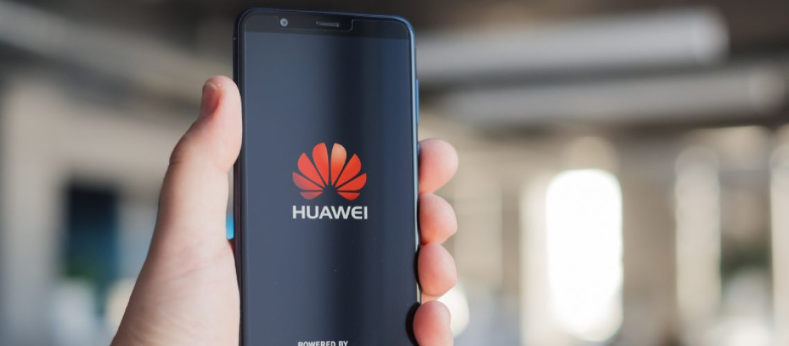 FEBRUARY 2018 - Newly launched Huawei P Smart smartphone
