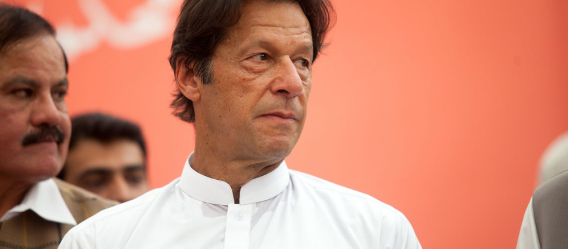 Pakistan Prime Minister Imran Khan referred to the Chairman of Pakistan People's Party [PPP], Bilawal Bhutto Zardari as 'madam' in a recent speech